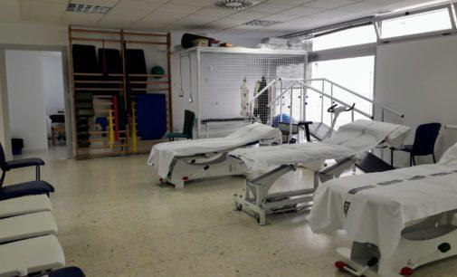 Mejoras en la Unidad de Rehabilitación del Centro Sanitario Integrado de Villena