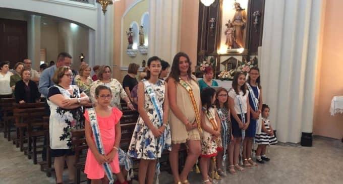 Los vecinos de La Encina  celebran este fin de semana  las fiestas de San Juan Bautista