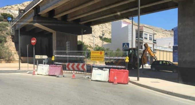 Comienzan las obras de mejora del acceso al barrio San Francisco