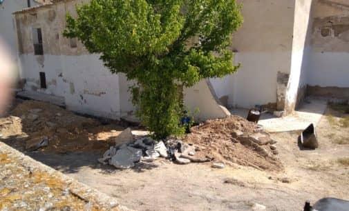 Inician las obras de remodelación del santuario de Las Virtudes