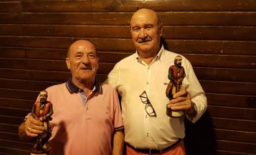 Toni Belda y Pepe Francés reciben el reconocimiento «Marrueco ejemplar 2019