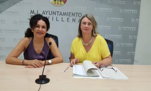 El Ayuntamiento de Villena solicita  ayudas al Servef para la contratación de 26 jóvenes