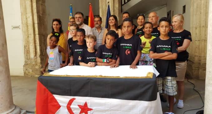 La Asociación de Villena con el Pueblo Saharaui inicia una campaña de recogida de alimentos