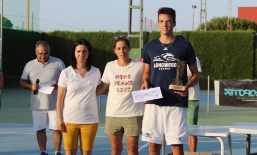 Amadeo Blasco se lleva el Open Nacional CAMV 2019