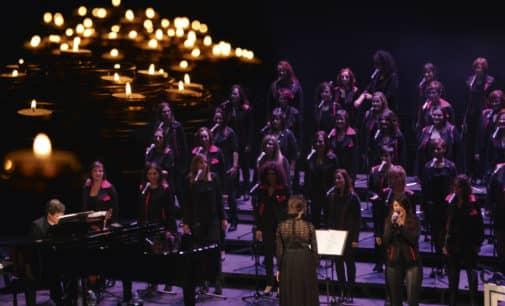Clausura de los Cursos de Verano de la UA con la actuación del coro CCPink