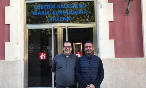 La Sociedad Musical Ruperto Chapí impartirá clases de música en los salesianos