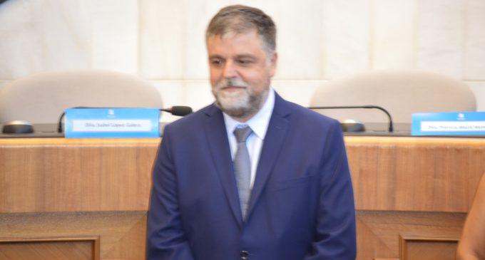 Fulgencio Cerdán toma posesión como Diputado Provincial