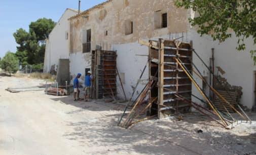 Importantes avances en las obras del Santuario