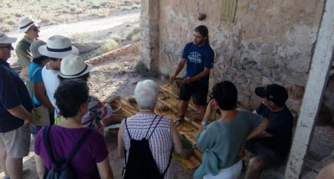 Villena modificará el presupuesto para acometer obras en el Cabezo Redondo y en el santuario