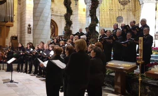 La Coral Ambrosio Cotes y la Orquesta Sinfónica  OVSI se unen para el XXVI concierto de villancicos