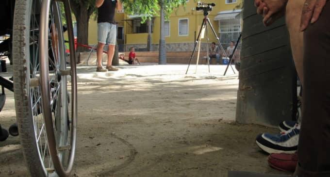 Taller de cine y audiovisual en la 2ª Jornada diVerSia de la Red Sanamente