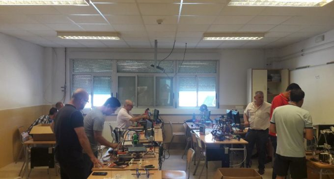 El IES Navarro Santafé, referente en formación de profesorado de FP en Impresión Aditiva 3D