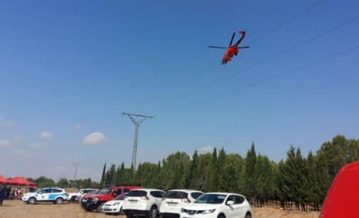 Consiguen controlar en incendio de la sierra La Solana en Beneixama