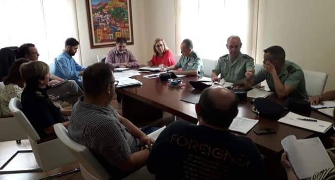 Agentes de la Guardia Civil reforzarán la seguridad en los festivales de música y en las fiestas de Villena