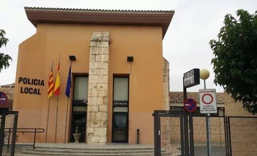 Villena propone la concesión de la Cruz al Mérito Policial con distintivo rojo a cinco agentes de la Policía Local