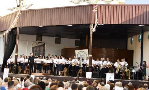 La Sociedad Musical realizará el concierto festero el 17 de agosto