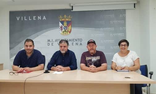 Villena plantea mejorar la zona de los conciertos acústicos en futuros festivales de música