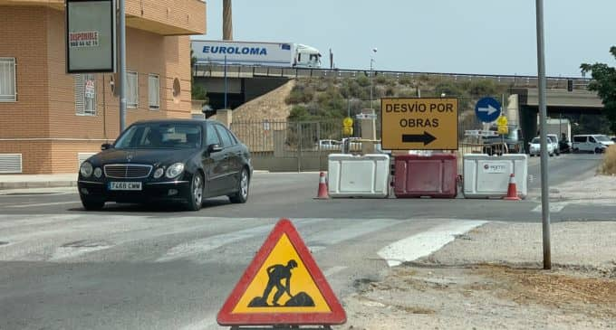 El PP presenta una propuesta para que se solucionen los problemas de tráfico de la Losilla