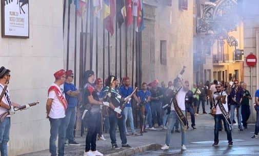 Buscan soluciones  al problema de la pólvora en Subdelegación del Gobierno
