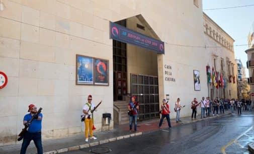 Ciudadanos Villena  propone la modificación del reglamento de explosivos