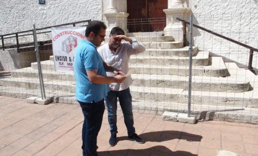 Patrimonio autoriza la modificación del proyecto de rehabilitación del santuario