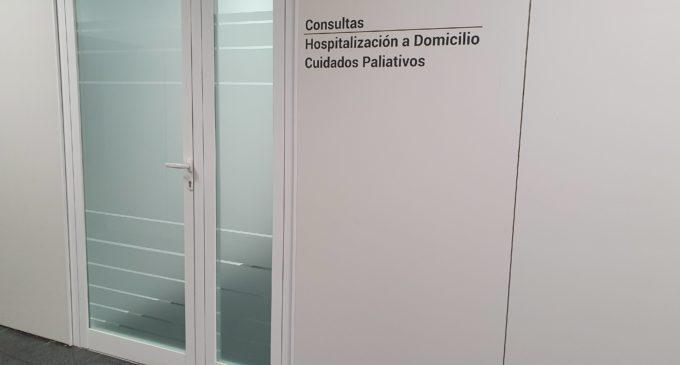 La Unidad de Hospitalización a Domicilio incrementa su actividad en este año