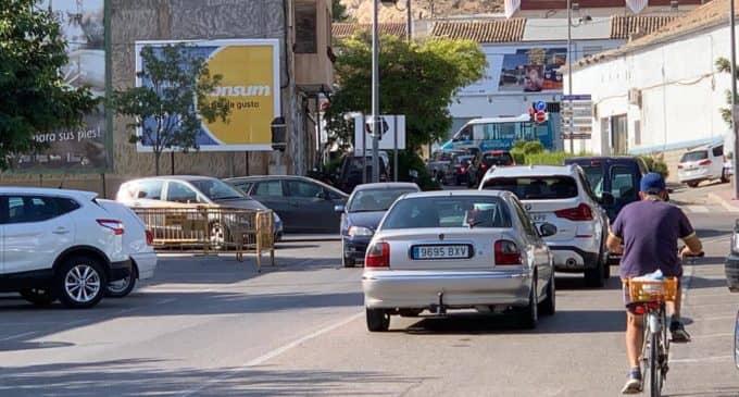 El jueves se cortará el suministro de agua en la avenida de Alicante