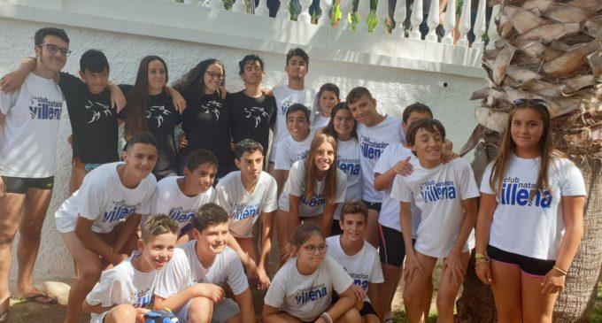 Fin de temporada del Club Natación Villena