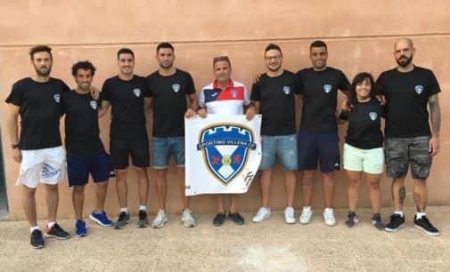 El Sporting Villena presenta a los entrenadores de la nueva temporada