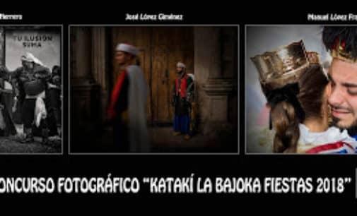 El 26 de septiembre concluye el plazo del concurso fotográfico «Katakí»