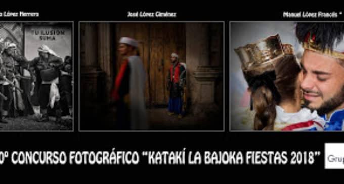 """El 26 de septiembre concluye el plazo del concurso fotográfico """"Katakí"""""""