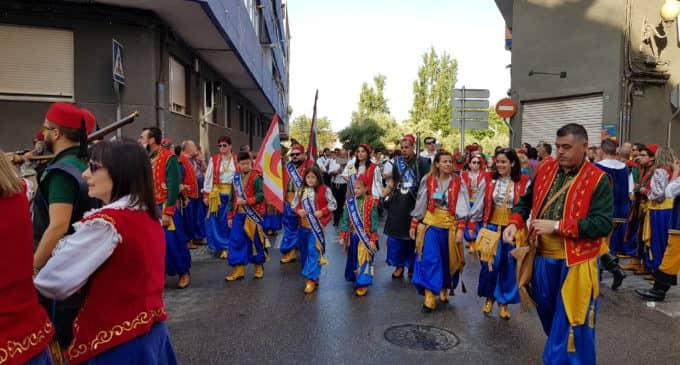 Bando Marroquí, premio a la mejor comparsa de las Fiestas 2019
