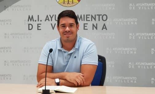 """Salguero: """"En Villena hay dos equipos de gobierno que trabajan de forma independiente"""""""