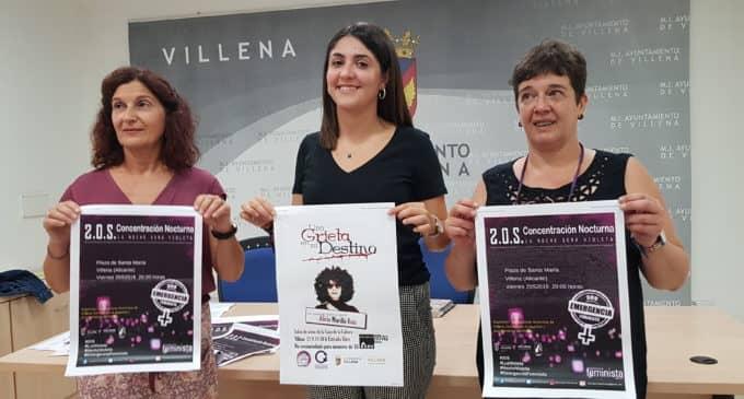 Organizan una concentración en la plaza de Santa María por el derecho a la vida de las mujeres