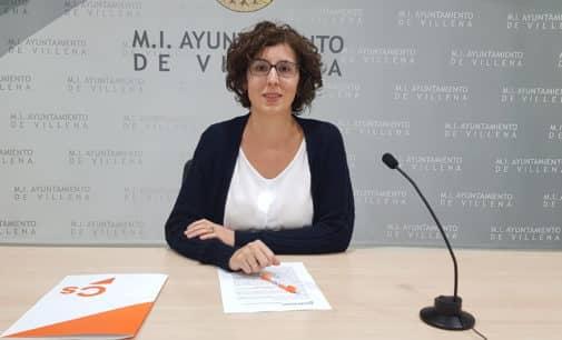 Ciudadanos solicita que el Plan General de Ordenación Urbana regule la ubicación de salas de juego en Villena