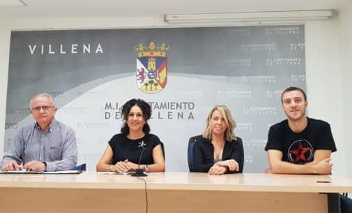 Alademoska, Adelumban y Punkalorro actuarán en la Feria de Muestras de Villena