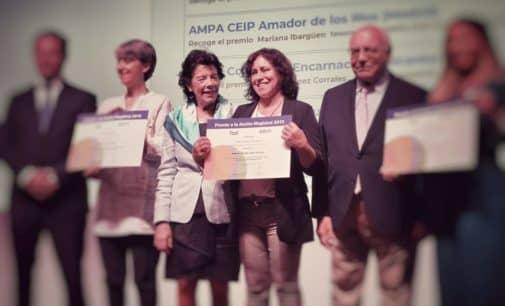 El colegio «La Encarnación» de Villena recibe un premio nacional por  fomentar el voluntariado