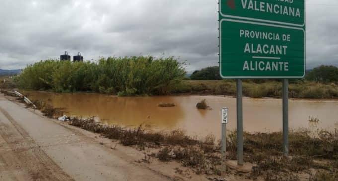 Alerta por temporal en Villena