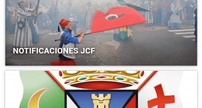 Novedades en la APP Festera de la Junta Central de Fiestas