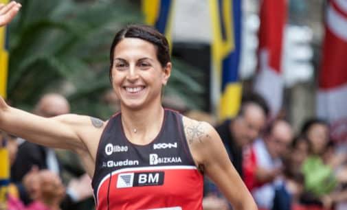 La atleta villenense Gema Barrachina gana la Behobia- San Sebastián