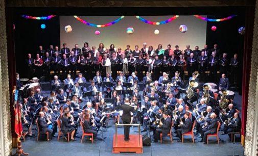 Éxito rotundo del concierto de preludios de zarzuela