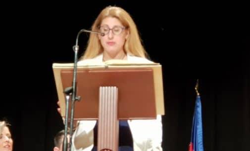La concejala de Cultura, Victoria Hernández, presenta su renuncia