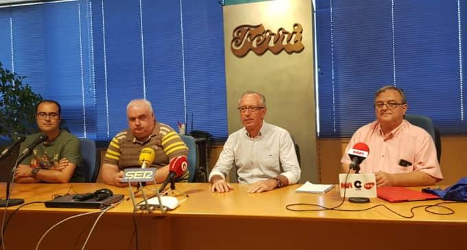El Villena CF inicia una nueva etapa con el reto de crear una Escuela Deportiva