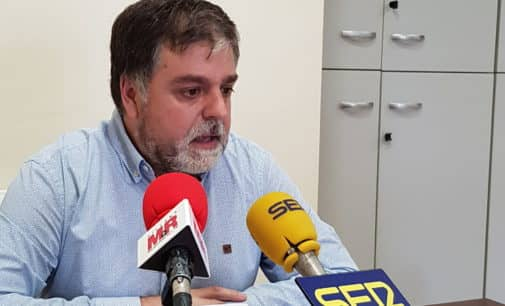 """Fulgencio Cerdán: """"El tema de los toros es secundario, me preocupan otros asuntos más prioritarios»"""