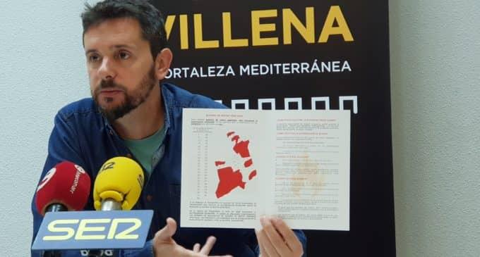 Comienza el periodo de quemas de restos vegetales en Villena