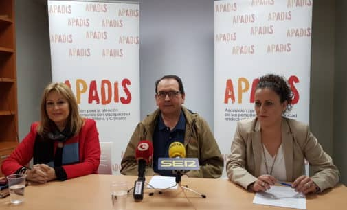 El Centro de Atención Temprana de APADIS  proyecta una sala de psicomotricidad
