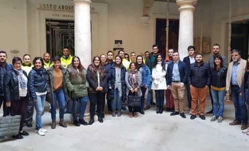 El Ayuntamiento de Villena acoge 23 nuevos trabajadores menores de 30 años