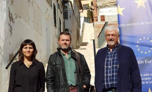 Invierten 300.000 euros en mejorar los accesos al Castillo