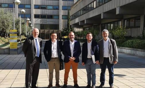 Los Moros y Cristianos luchan por la supervivencia de la arcabuceria en Madrid