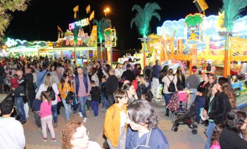 Hoy comienza la Feria de Atracciones en Villena tras un año de parón